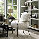 TOV Furniture Lena Sheepskin Chair