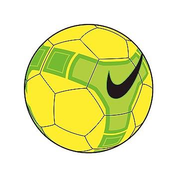 Nike Omni - Balón de fútbol, Color Amarillo, Talla 5: Amazon.es ...