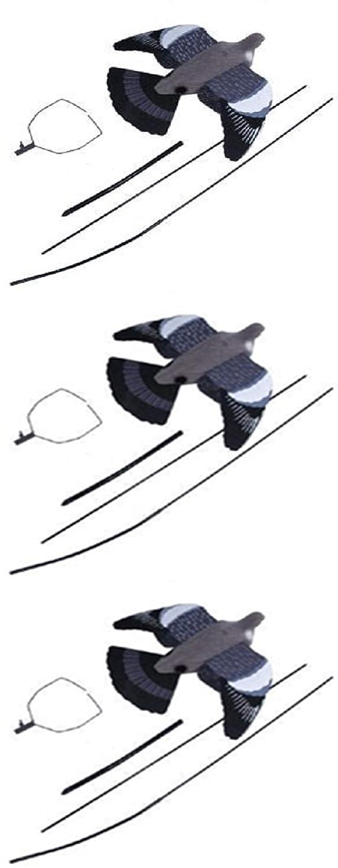 New Landing Tail Ultimate Flying Pigeon Decoy Upgrade Pigeon Shooting Decoying
