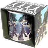 Beatles Abbey Road Boxed Coffee Cup Mug