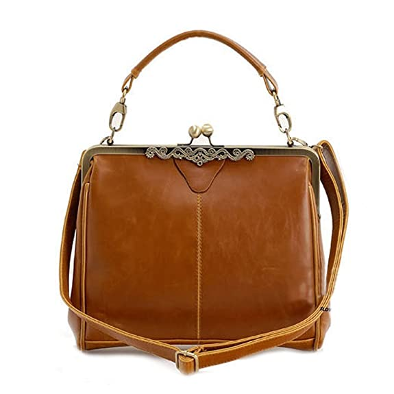 Vintage & Retro Handbags, Purses, Wallets, Bags Catkit Vintage Womens Europe Tote Handbag Ladies Shoulder Crossbody Bag $21.99 AT vintagedancer.com