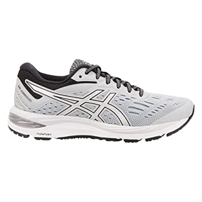 cheap for discount db6b5 bba25 ASICS 1012A472 Men s Gel-Cumulus 20 Running Shoe, Dark Grey Black - 10