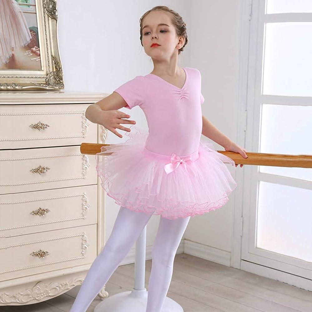 P Prettyia Maillot de Danza Traje de Ballet Falda de Tutú Vestido ...
