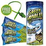 Green Gobbler GGDC3PACBOX Drain Opener, Hair Grabber Tool, 3 Piece, 8.25 Oz