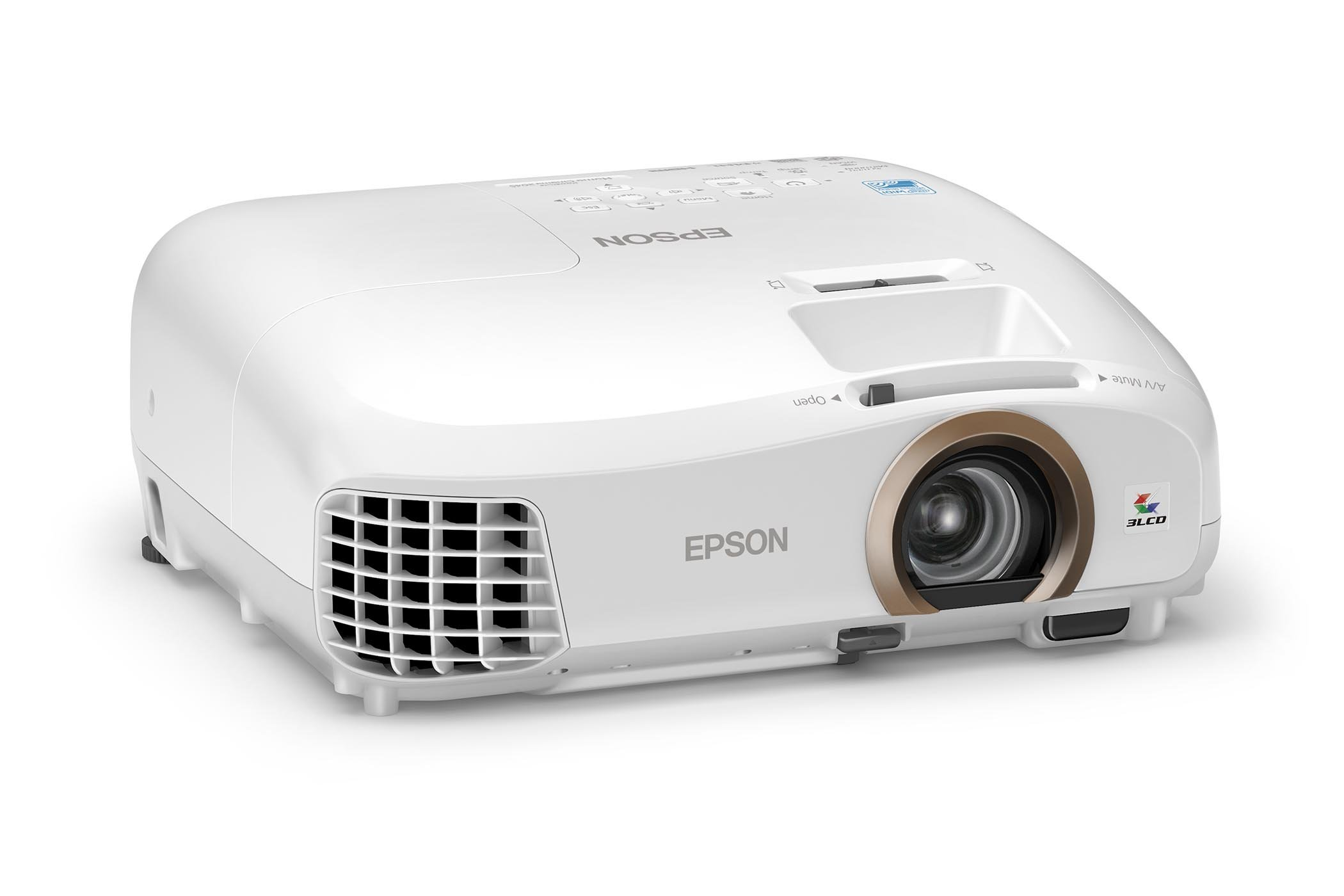 Epson Home Cinema 2045 1080p 3D Miracast 3LCD Home Theater Projector by Epson (Image #4)