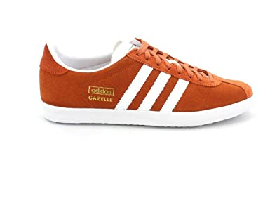 a568576e7cb4e adidas GAZELLE OG Baskets Homme m25335-45 1 3-11 Orange  Amazon.co ...