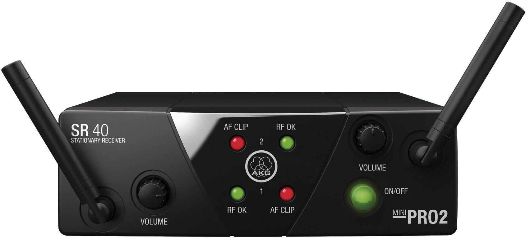 AKG Pro Audio MINI2MIX-US25AB Wireless Microphone System by AKG Pro Audio (Image #2)