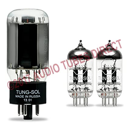 Tung-Sol Tube Upgrade Kit For Fender Ramparte Combo Amps 6L6GCSTR 12AX7