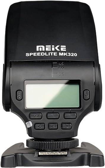 Meike Mk320 Mk320 F Ttl Speedlite Für Fujifilm Kameras Kamera
