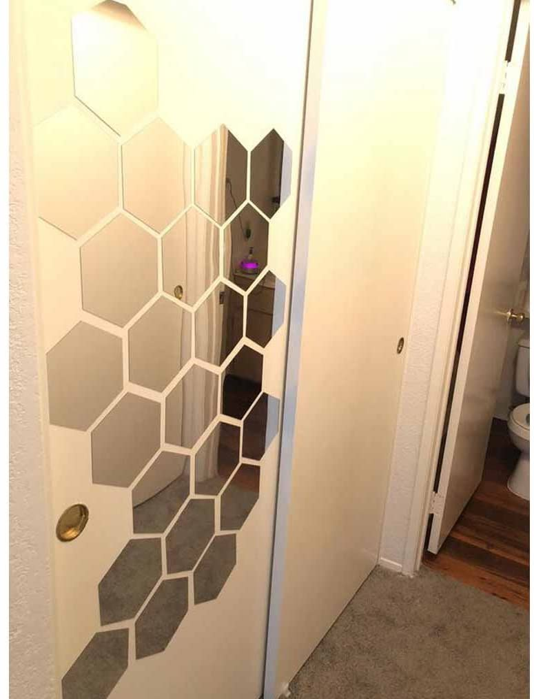 Hexagon Wall Decals