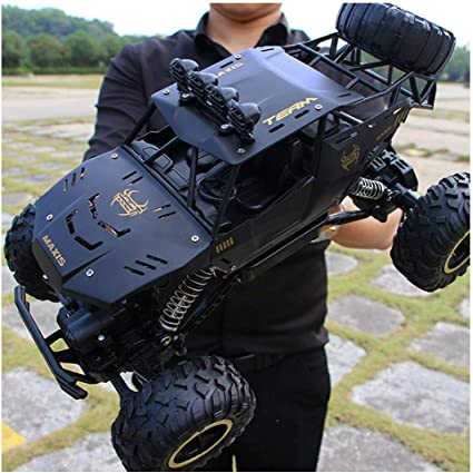 2018 4WD RTR High Speed Off-Road Buggy Remote Control Electric Toy Car Xmas Gift