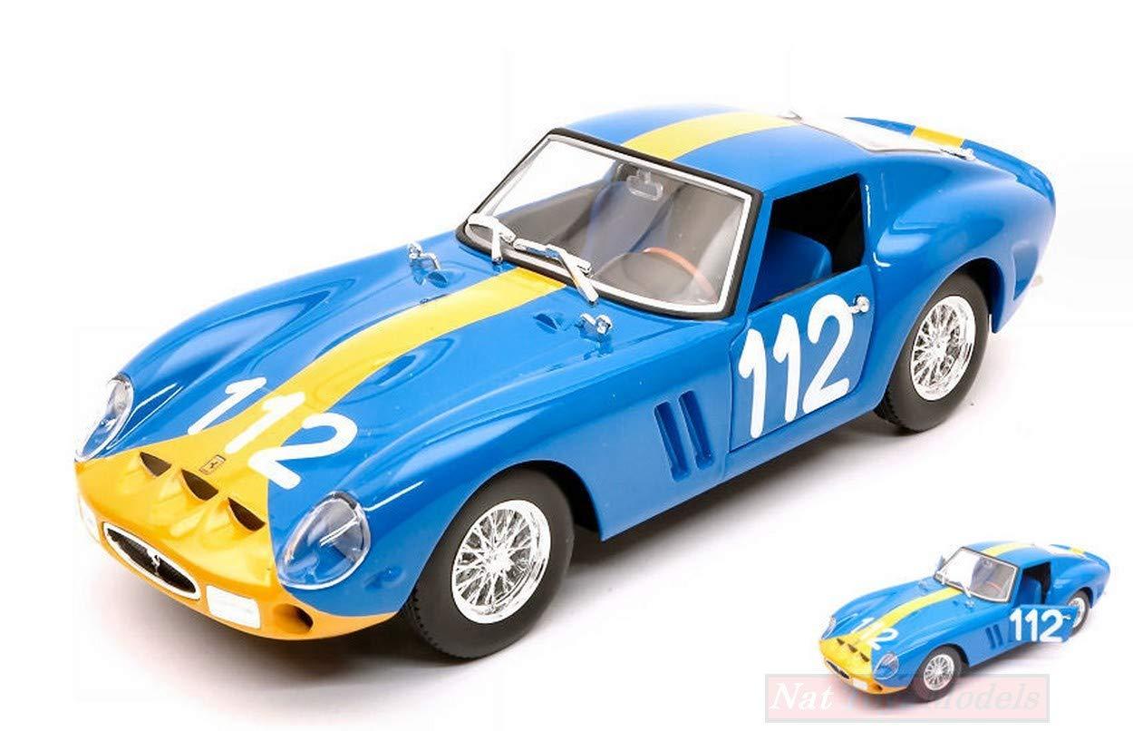 BURAGO BU26305 Ferrari 250 GTO N.112 Targa Florio 1964 U.NORINDER-P.TROBERG 1:24