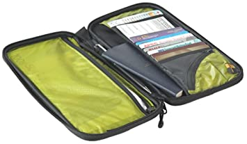 8156f83961f8 Sea to Summit TravellingLight Travel Wallet (Lime/Black, Large ...