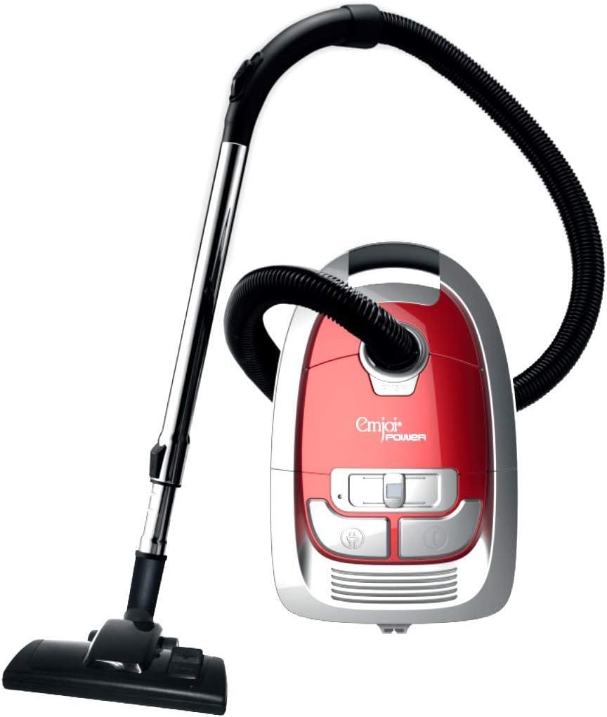 Emjoi Vacuum Cleaner, 2200 W, Red, UEVC-220C