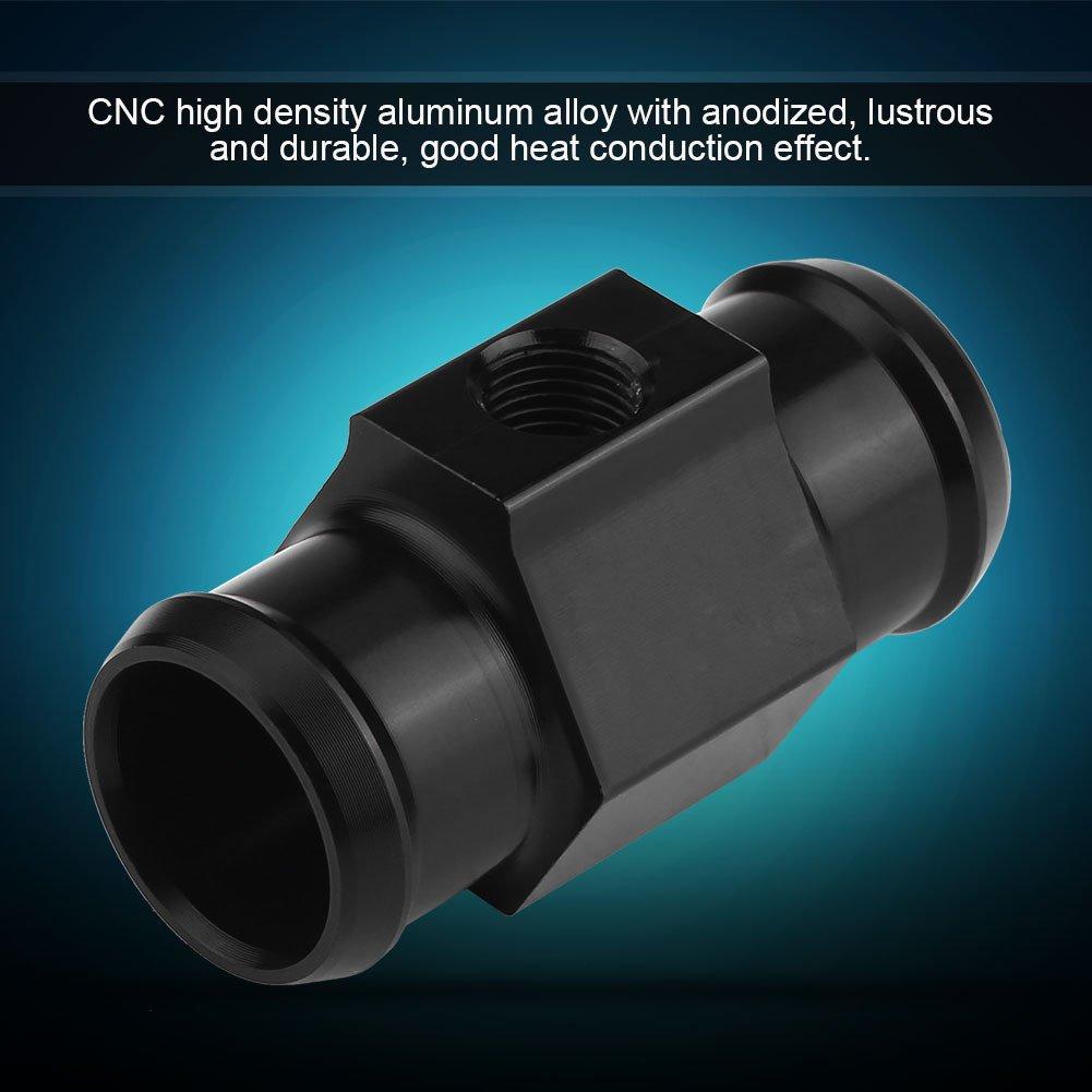 22mm Connecteur de Capteur de Temp/érature de leau Adaptateur de Jauge de Capteur de Tuyau Flexible de Tuyau de Temp/érature deau
