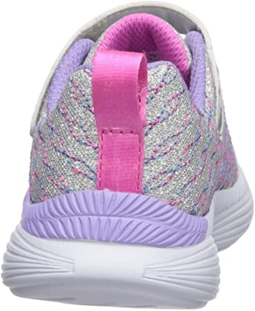 Skechers Move 'N Groove Sparkle Spinner, Zapatillas para Mujer