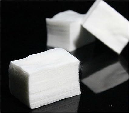 SMARTLADY 1000pc Discos de algodón Algodón Celuloso Limpiador Uñas ...