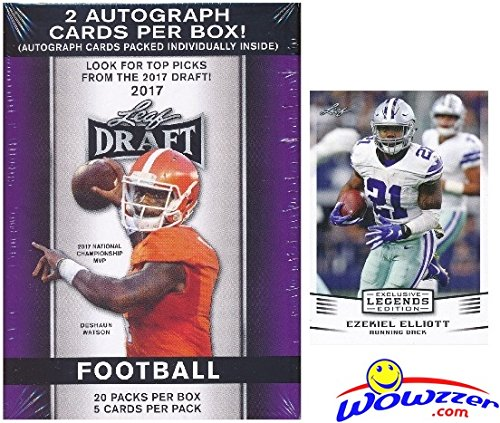 Football Factory AUTOGRAPHS EXCLUSIVE Ezekiel product image