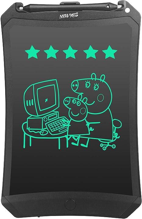 Amazon.com: Newyes Robot Pad 8.5 pulgadas LCD Escritura ...