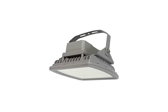 100 Watt Hazardous Locations Low Profile LED Light Fixture - Class 1