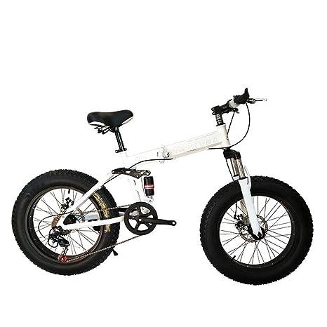 Dapang Bicicleta de montaña Plegable, 20/26 Pulgadas, 27 ...