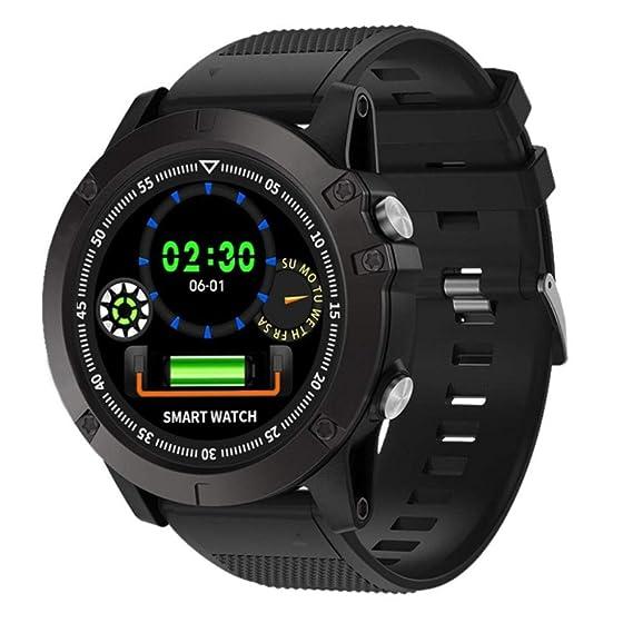 Amazon.com: Spovan IP68 Bluetooth 4.0 Smart Watch Feminino ...