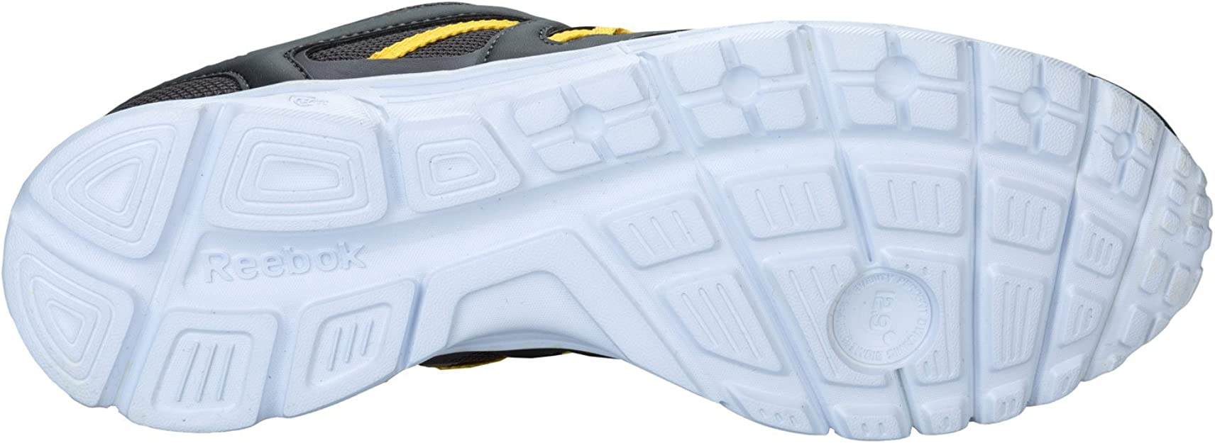 Reebok Speedlux, Zapatillas de Running para Hombre, Negro/Gris/Amarillo (Coal/Ash Grey/Yellow Spark), 38.5 EU: Amazon.es: Zapatos y complementos