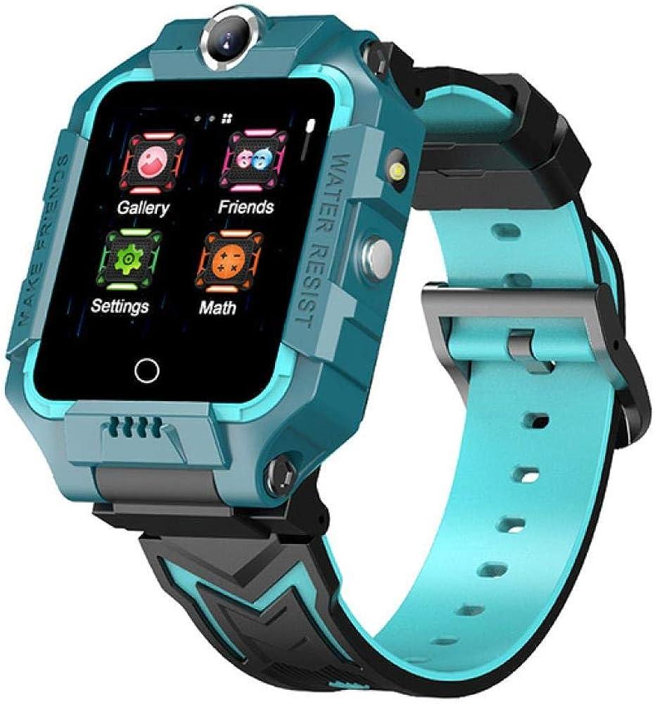 1.4In 4G Reloj Inteligente,Smartwatch Niños con Hacer Llamada, Sos,Música,Juegos Y Despertador,Regalo para Niño Niña De 3-12 Años
