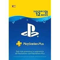 PlayStation Plus Suscripción 12 Meses | Código