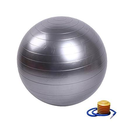 Vinteky® Pelota de gimnasio para ejercicio para la estabilidad y la yoga -  bomba rápida b1307fde0878