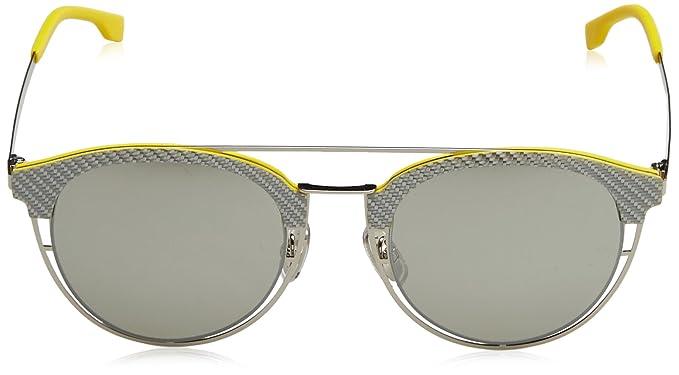 BOSS Hugo Boss Hugo Boss Herren Sonnenbrille Boss 0784/S JO J5G, Gold (Gold/Grey Bronze Grey Speckled), 49