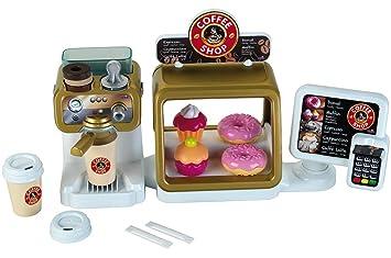 Theo Klein-9501 Máquina de café Multicolor (9501): Amazon.es: Juguetes y juegos
