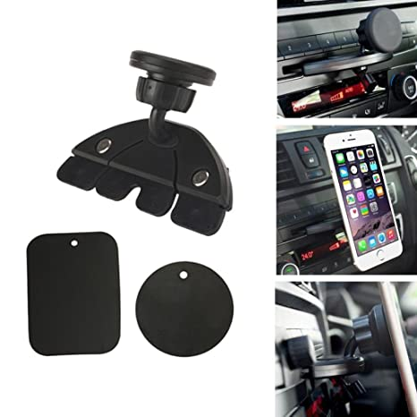 360 ° Universal soporte de coche soporte Cuna montaje soporte para GPS MP4 5 y tableta