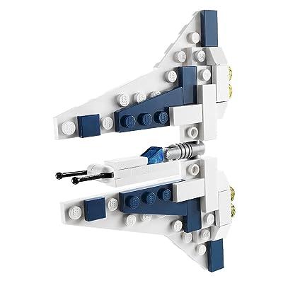 LEGO Star Wars Mandalorian Fighter Poly Bag Set 30241: Toys & Games