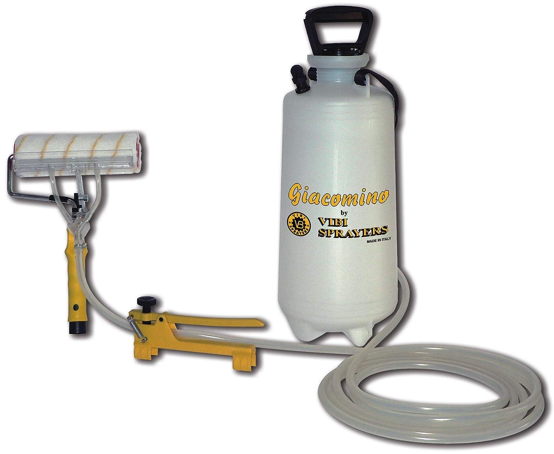 Prodotti Per Tinteggiare Pareti.Volpi Bottoli Wgs02 Pompa Per Tinteggiare Giacomino Con Rullo