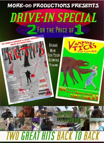 Drive-in Special: Vampire Ticks From Outer Space and Yetis