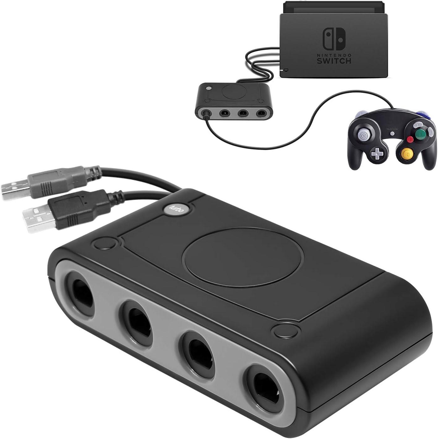 Gamecube - Adaptador de mando para Nintendo Switch, GC Controller ...