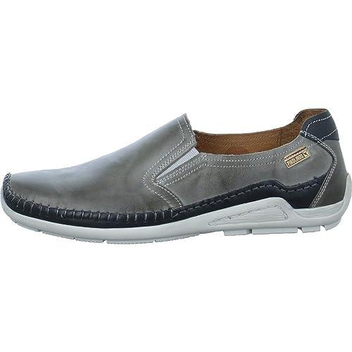 Men Loafers & Slip Ons Dk.GreyBlack Dk.GreyBlack 06H 3128