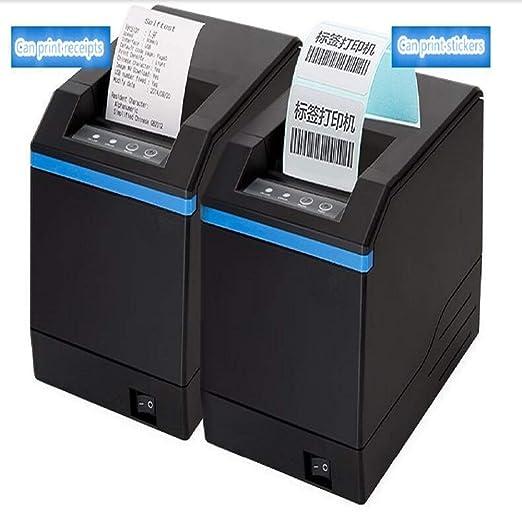Amazon.com: Etiqueta adhesiva para impresora de recibos ...