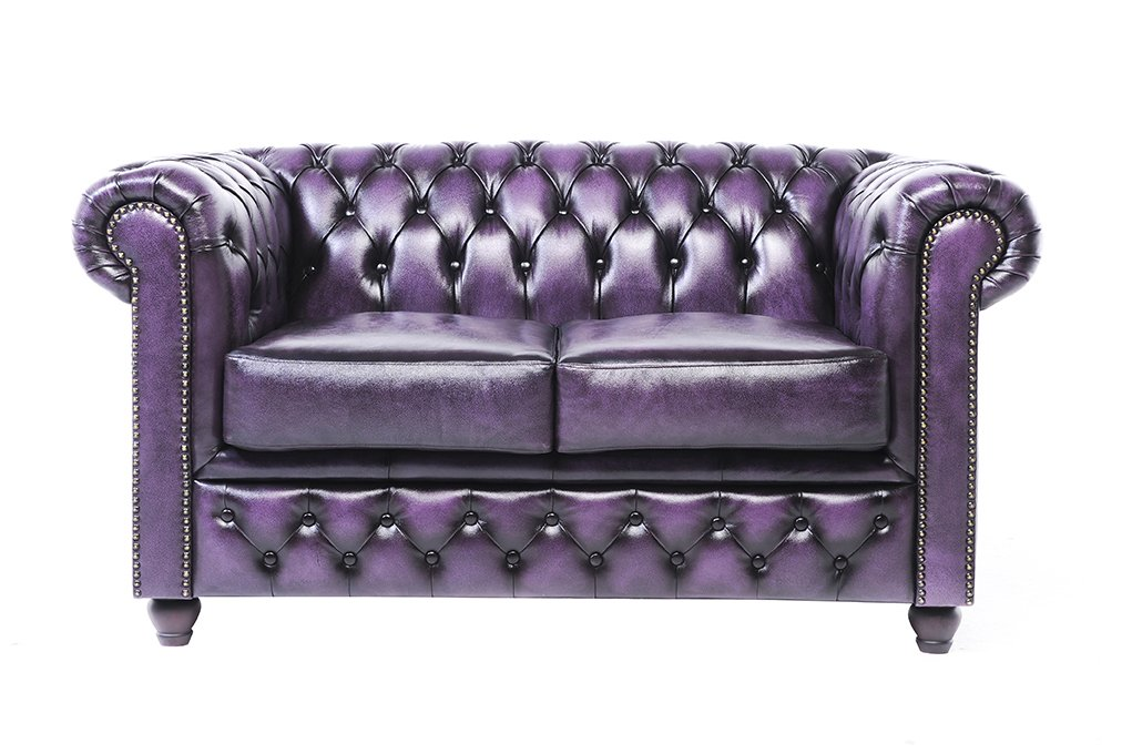 Chesterfield Showroom Original Chesterfield Sofa Couch 2
