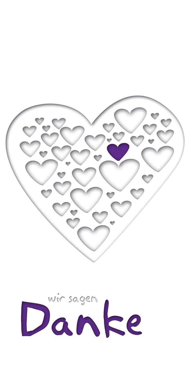 Kartenparadies Danksagung für für für Hochzeitsgeschenke Hochzeit Dankeskarte Herzform, hochwertige Danksagungskarte Hochzeitsglückwünsche inklusive Umschläge   20 Karten - (Format  145x145 mm) Farbe  RosaLeuchtend B01N9U45X9 | Erschwinglich  679f8c