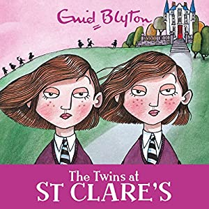 The Twins at St Clare's Audiobook