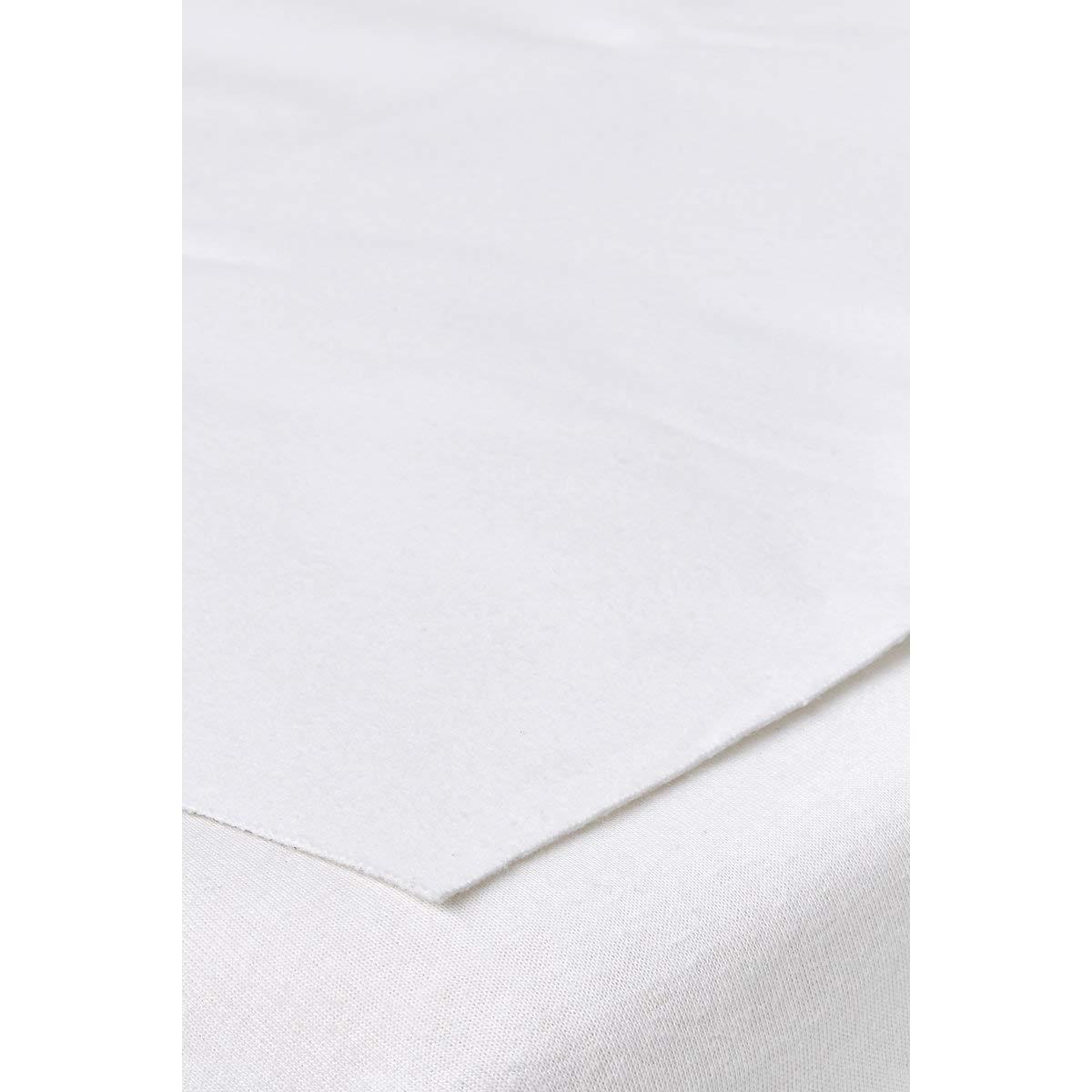 MEYCO Baby ** Wasserdichte Betteinlage//Matratzenauflage MOLTON 100/% Baumwolle ** Atmungsaktiv weich in verschiedenen Gr/ö/ßen kochfest 40x50cm