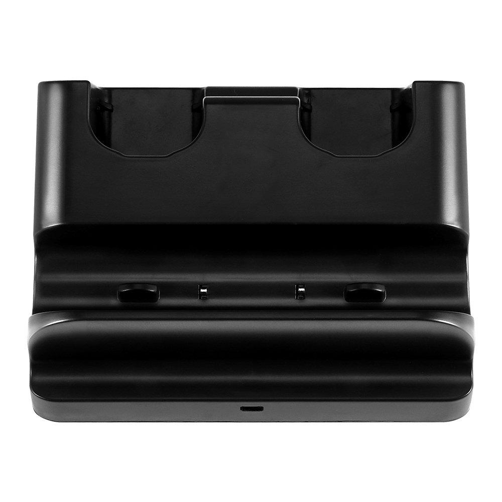 Amazon.com: Cargador de Wii U, Delymc PS23 Wii Base de carga ...