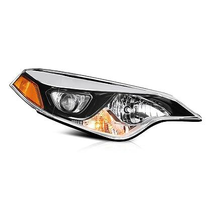 New LH 2014-2016 Toyota Corolla Headlight Headlamp Driver LH Left