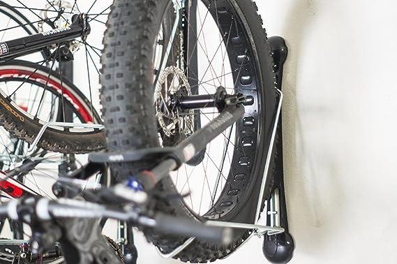 Steadyrack Fat Rack Soporte para Bici Color Negro