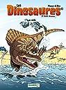 Les dinosaures en BD, tome 4 par Plumeri
