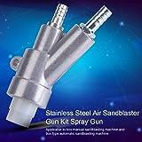 Jewboer Air Sandblaster Sand blasting Gun for