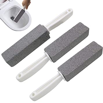 Amazon.com: comfun inodoro piedra pómez piedra de limpieza ...