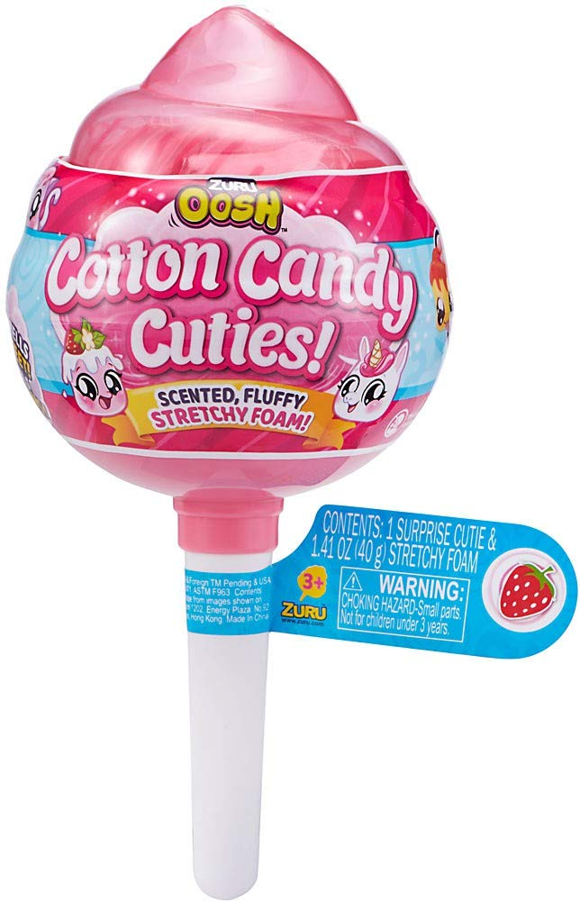 Oosh Cotton Candy Cuties Pop 1 Pop (Pink) by Ooosh (Image #1)